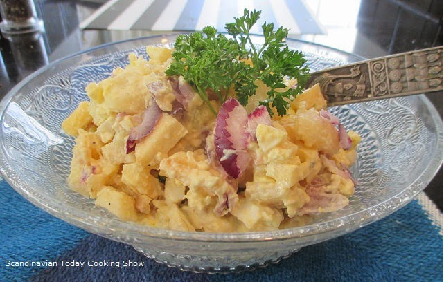 How To Make Icelandic Potato Salad Kartoflusalat Our
