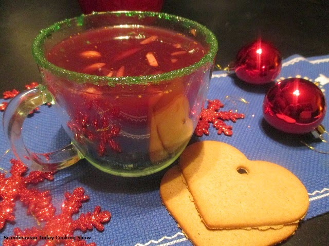 How to make spiced Akvavit glogg – Our Scandinavian Recipes